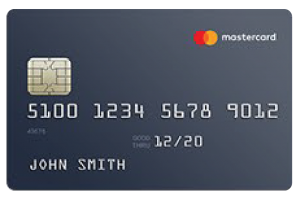Mastercard Platinum Card Picture