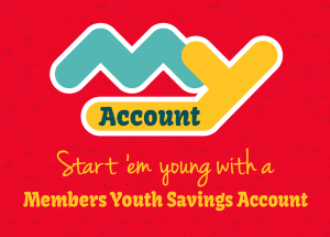 Members Youth (MY) Acount Logo