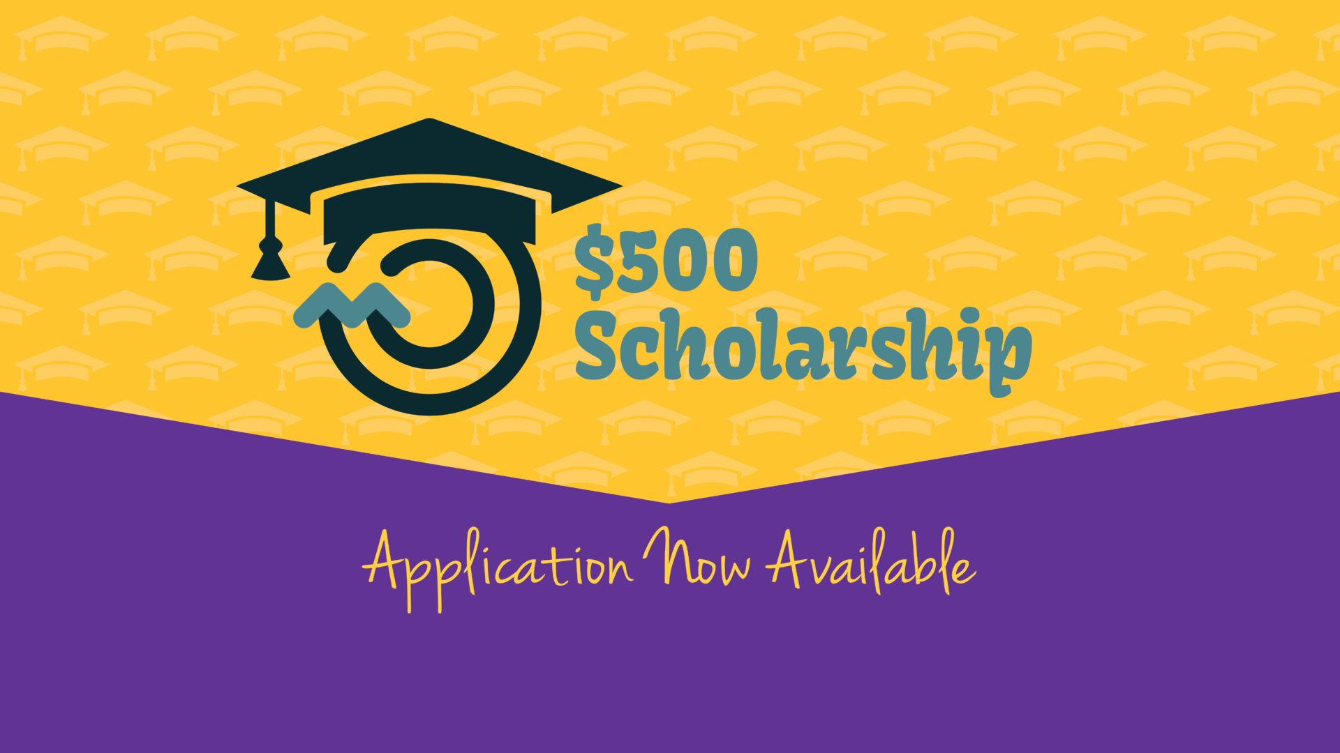 MCCU logo with graduation cap. $500 Scholarship Application Now Available. Click here.